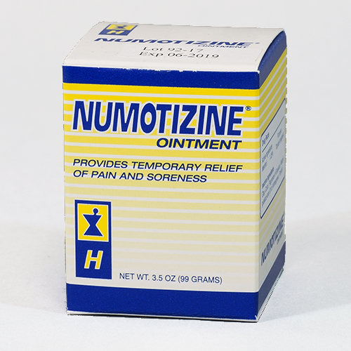 Small product of Neumotizine ointment from Hobart Labs